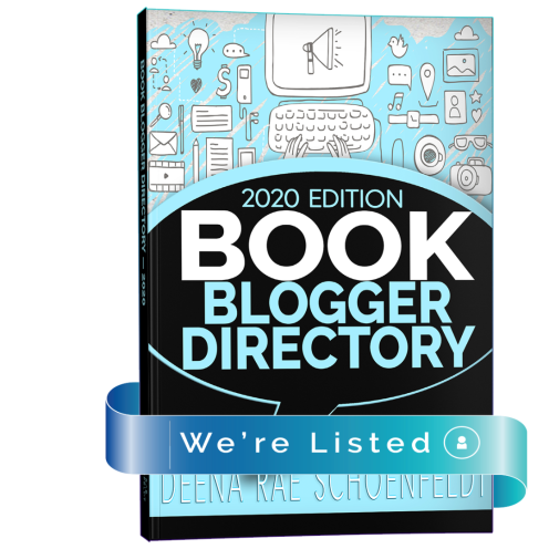 book blogger directory badge